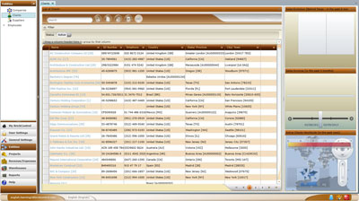 BrickControl allows you to manage the customers of your business and gather all the management documents conveniently